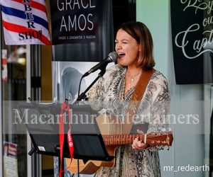 Grace Amos @ Alkalizer Cafe | Campbelltown | New South Wales | Australia